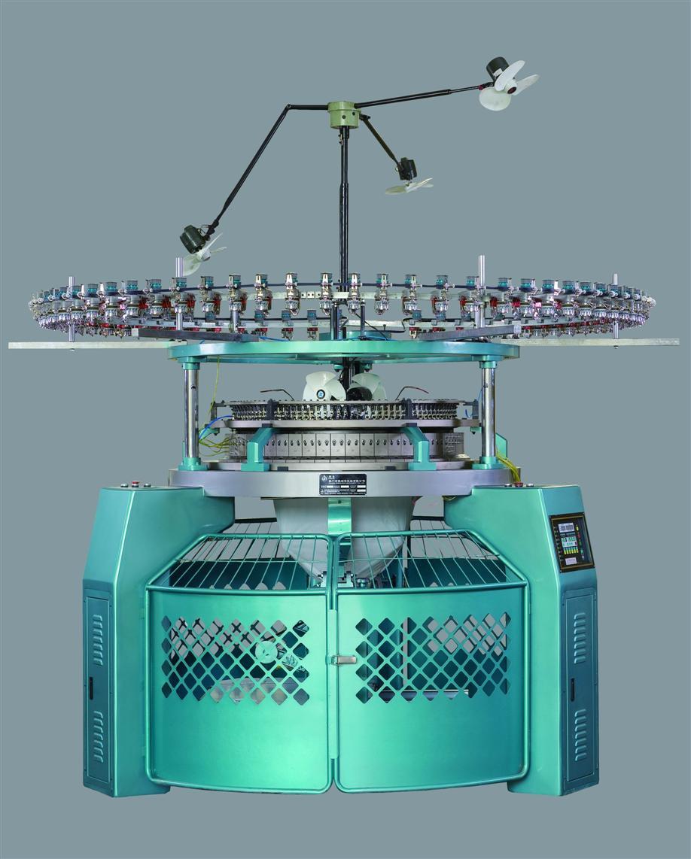 Knitting Machine For Home : China single jersey circular knitting machine manufacturer
